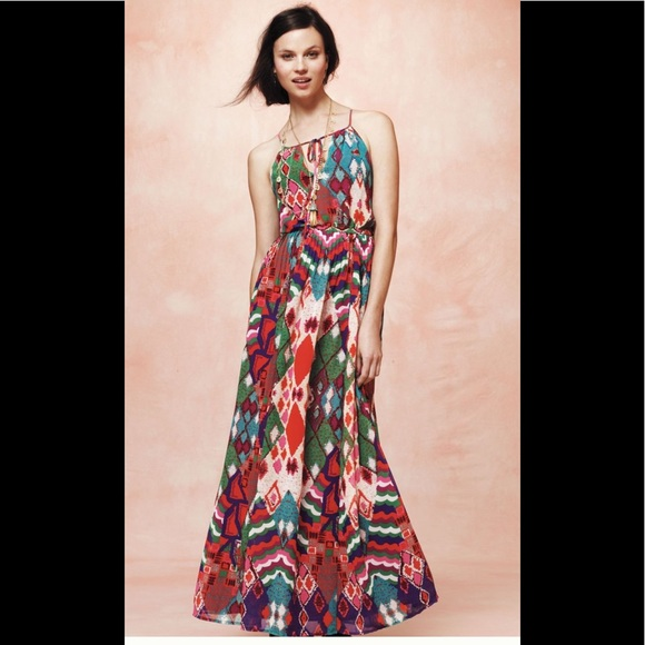 Anthropologie Dresses & Skirts - ‼️Anthropologie Tarana Maxi Dress M‼️